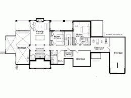House Plans With Jack And Jill Bathroom Eplans Shingle House Plan Spacious L Shaped Floor Plan 5806
