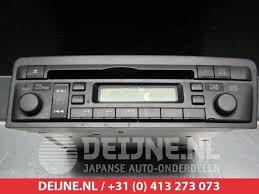 2002 honda civic radio used honda civic radio 39101s6ag611m1 v deijne auto