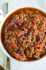 beef chili brown eyed baker