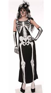 skeleton dress costume oasis amor fashion