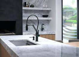 robinet cuisine haut de gamme robinet de cuisine noir robinetterie de cuisine essebagno mitigeur