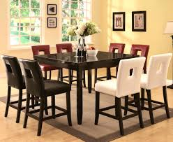 Dining Table Style Pub Style Dining Table Sets Best Gallery Of Tables Furniture