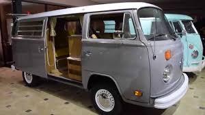volkswagen bus interior walk around u0026 start 1973 vw bus 2375 youtube
