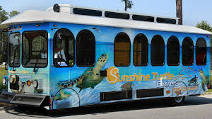 Map Of 30a Florida Ride The Turtle Express 30a Trolley Visit South Walton