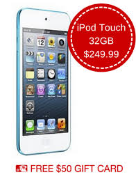 target black friday ipod touch ipod touch 32 gb for 249 99 plus free 50 gift card