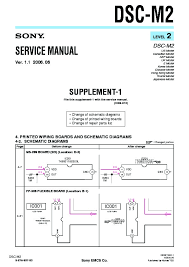 sony dsc m2 service manual free download