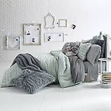Bed Bath And Beyond Comforter Sets Full Glam Script Reversible Comforter Set Bed Bath U0026 Beyond