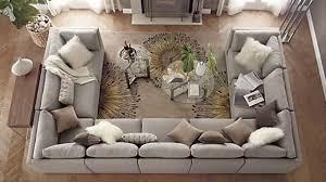 U Shaped Sectional Sofa Awesome U Shaped Sectional Sofa