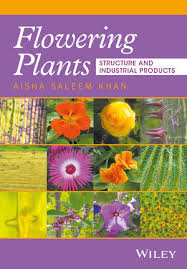 wiley flowering plants structure and industrial products aisha