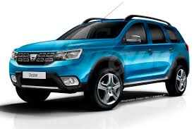 renault france 2018 dacia duster renault duster rendered by french media