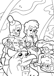 coloring pages for kids printable free cartoons for kids