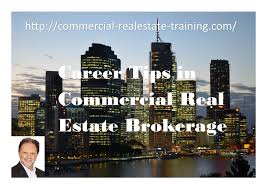 a guide to a career in commercial real estate brokerage youtube