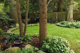 Charming Straightforward Landscaping Concepts For Getting - Backyard landscape design ideas on a budget