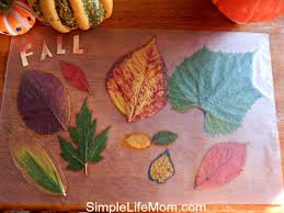 Simple Fall Crafts For Kids - 15 fall crafts for kids simple life mom