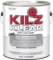 amazon com kilz klear multi surface stain blocking interior
