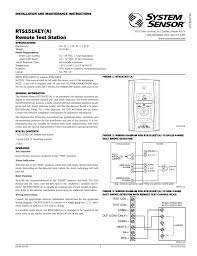 smoke detector wiring diagram 4 wire throughout gooddy org
