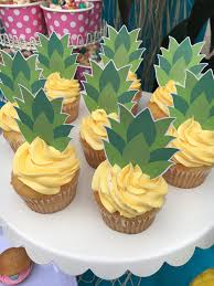 cupcake tops printable pineapple tops cupcake toppers cupcake toppers for