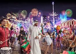 dubai festival celebration and annual events dubai