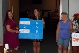 Family Feud Name Tag Template More Bridal Shower Pics