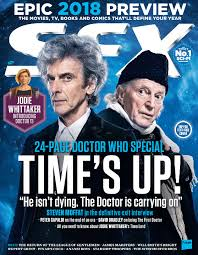 sfx magazine issue 395 u2013 merchandise guide the doctor who site