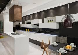 interior of modern homes modern house kitchen interior design shoise com