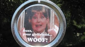 home alone christmas ornament funny movie quote buzz