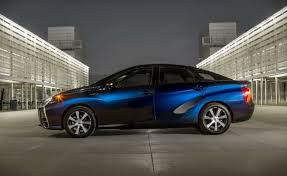 world auto toyota toyota mirai fcv declared 2016 world green car