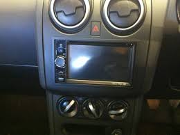 nissan qashqai 2008 nissan qashqai sat nav upgraded at car audio centre tooting u2013 car