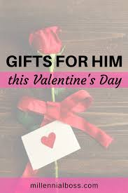 valentines day gifts for husband top 25 s day gifts for him millennial