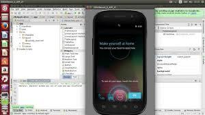 android studio ubuntu how to install android studio in ubuntu 14 04 part 2