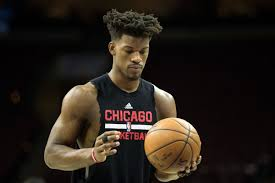 to jimmy butler who rescued bulls fandom from post rose injury