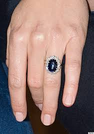 kate s wedding ring kate middleton prince william s engagement was 2 years ago