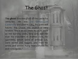 the canterville ghost class 11 english novel theme chapter wise u2026