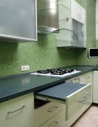 kitchen metal faucet small green with u shaped design apple