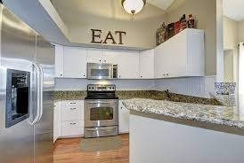 Home Depot Kitchen Design by Cottage Kitchen With U Shaped U0026 European Cabinets In Ellicott City