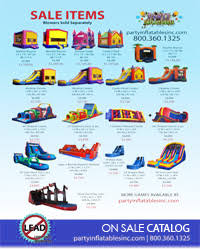 inflatables inflatables on sale including water slides