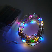 led fairy lights with timer 50 multi colour led fairy lights indoor string with timer set of 2