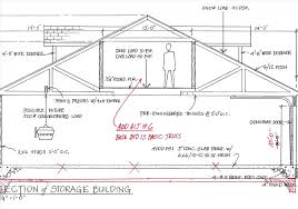 Two Car Detached Garage Plans Detached 2 Car Garage Floor Plans