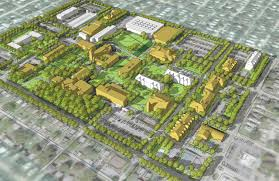 Csula Map Csuf Campus Map My Home Town Pinterest Campus Map