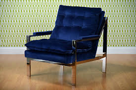 Blue Accent Arm Chair Dining Room The Chairs Amusing Accent Blue Navy Armchair With And