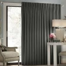 Curtains For Big Sliding Doors Curtain Rod Size For Sliding Glass Door Curtain Rods Pinterest