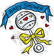 Baby Shower Clip Art Free - shower royalty free clipart picture