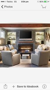 Living Room Fireplace Design by 20 Living Room With Fireplace That Will Warm You All Winter