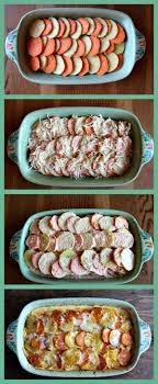 pumpkin scalloped potatoes recipe