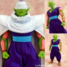Dragon Ball Halloween Costumes Dragon Ball Piccolo Action Figure Cloth Material Ver Piccolo