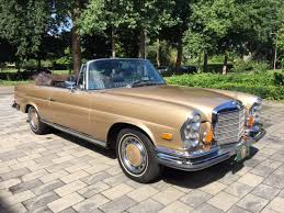 mercedes classic mercedes benz 280se 3 5 cabriolet geevers classic cars