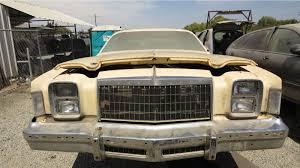 junkyard gem 1979 chrysler cordoba autoblog