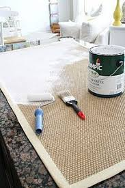 Ozite Outdoor Rug Diy Painted And Stenciled Rug Great Idea For Cheap Outdoor Rugs