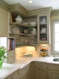 open kitchen cabinet ideas cool kitchen cabinet shelves on corner ideas open inside for