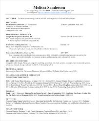 Sample Resume For Internship In Engineering by Download Autocad Engineer Sample Resume Haadyaooverbayresort Com